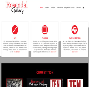 Rosendal Gallery